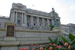 The Library of Congress houses millions of books, recordings, photographs, manuscripts and maps
