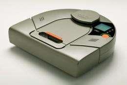 The Neato Robotic XV-11 Vacuum Cleaner