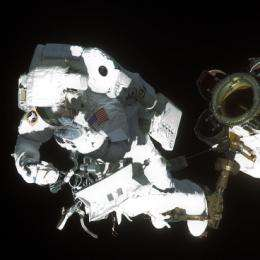 The pull of artificial gravity
