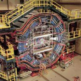 The Solenoidal Tracker at RHIC (STAR)