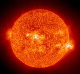 The sun has unleashed its strongest flare in four years, NASA said