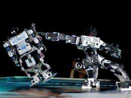 The Taekwon Robots will face off at an international robot contest in South Korea, in October