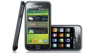 T-Mobile and Samsung revealed the Galaxy S 4G