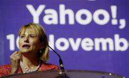 Tough first year for Yahoo's tough-talking CEO (AP)