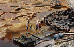Toxic pollution from the Zijin copper mine has spread to a second province, threatening the fishing industry there