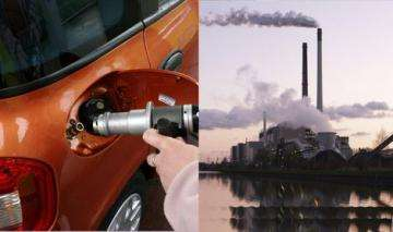 Turning CO2 into fuel