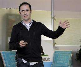 Twitter gets new CEO for second time in 2 years (AP)