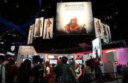 "Ubisoft presents ""Assassin's Creed Brotherhood"""