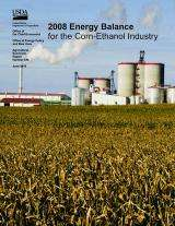 USDA Report Shows Improving Corn-Ethanol Energy Efficiency