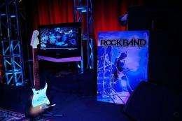 "Viacom Inc. said Thursday that it plans to sell Harmonix, developer of the ""Rock Band"" videogame"