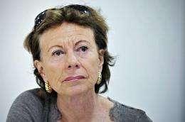 Vice president of the European Commission Neelie Kroes