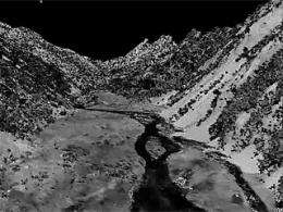 Virtual reality used to study Haiti, Baja earthquakes