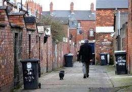 Waste watchers? UK group fears trash bin spies (AP)