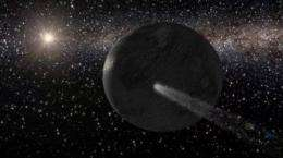 Water discovered on second asteroid, may be even more common