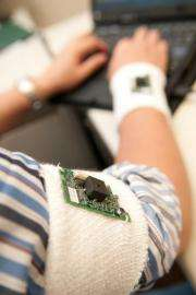 Wearable sensor technology to measure physical activity