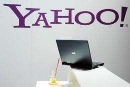 Web giant Yahoo! has announced partnerships aimed at jumping from the computer to the TV screen
