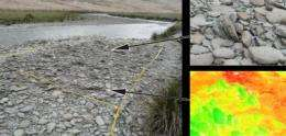 What lies beneath: Study examines sediment movement during floods in rivers