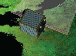Wide-eyed Proba-V will track global vegetation daily