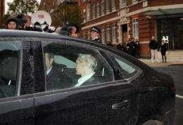 WikiLeaks founder is jailed in Britain in sex case (AP)