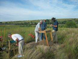 Archaeological Survey begins excavation project at Hugh Butler Lake