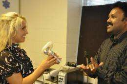 A sing-song way to a cure for speech disorder