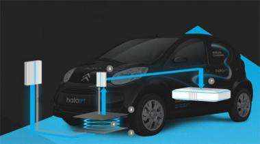 Electric cars get charged wirelessly in London (w/ Video)