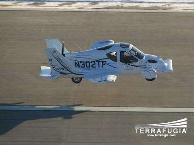 Flying car should be available next year (w/ Video)