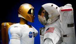February launch scheduled for Robonaut 2