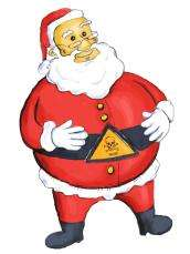Could Santa Claus be toxic?