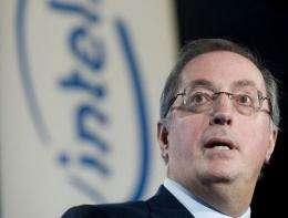 Intel CEO Paul Otellini