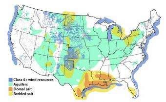 Compressed Air Energy Storage: Renewable Energy