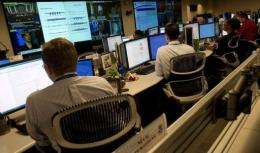 Cybersecurity analyists work in Arlington