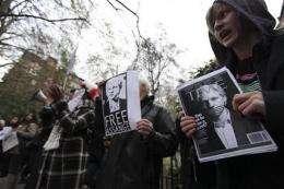 Julian Assange UK bail appeal to be heard Thursday (AP)