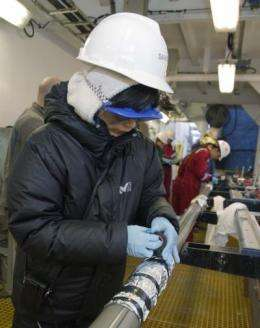 Through the looking glass: Scientists peer into Antarctica's past to see our future climate