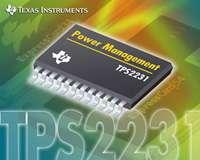 TI power switch IC