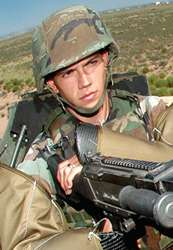 Materials Innovations: Sandia creates Kevlar gauntlets to protect arms of soldiers in combat