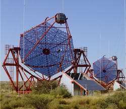 Searching the Sources of Mysterious Particles from the Universe