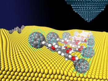Scientists build world's first single-molecule car 2