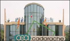 The ITER nuclear reactor will be built in Cadarache, France