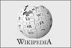 Wikipaedia logo