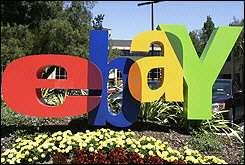 eBay headquarters in San Jose, California