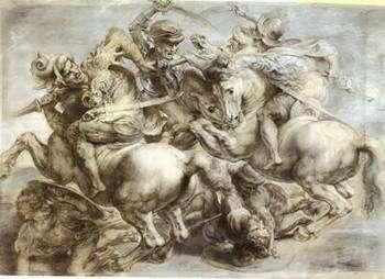 Long-Lost Da Vinci Masterpiece Found Behind Palazzo Walls