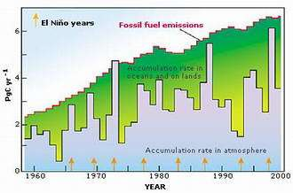 Space measurements of carbon offer clearer view of Earth's climate future