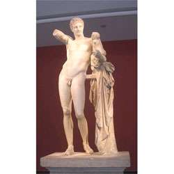 Ancient Statue of Hermes