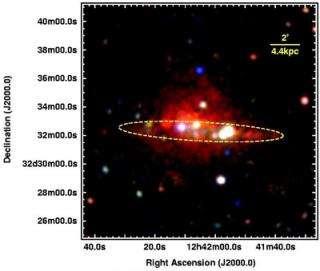 Hot, massive haloes found around most spiral galaxies