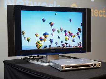 Haier and Freescale unveil world's first consumer TV with Ultra-Wideband