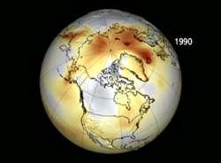 Study Links 'Smog' to Arctic Warming