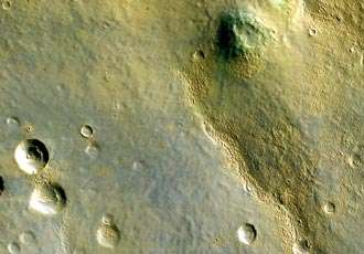 First Color Mars Images From New Orbiter