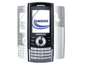 Samsung Unveils 8GB Hard Disk Embedded Phone