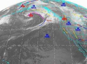 Very long-term forecast: Northwest winters will be even wetter